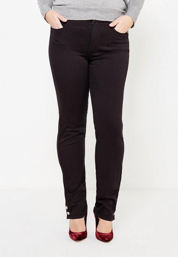 Фото - мужские брюки Violeta by Mango черного цвета
