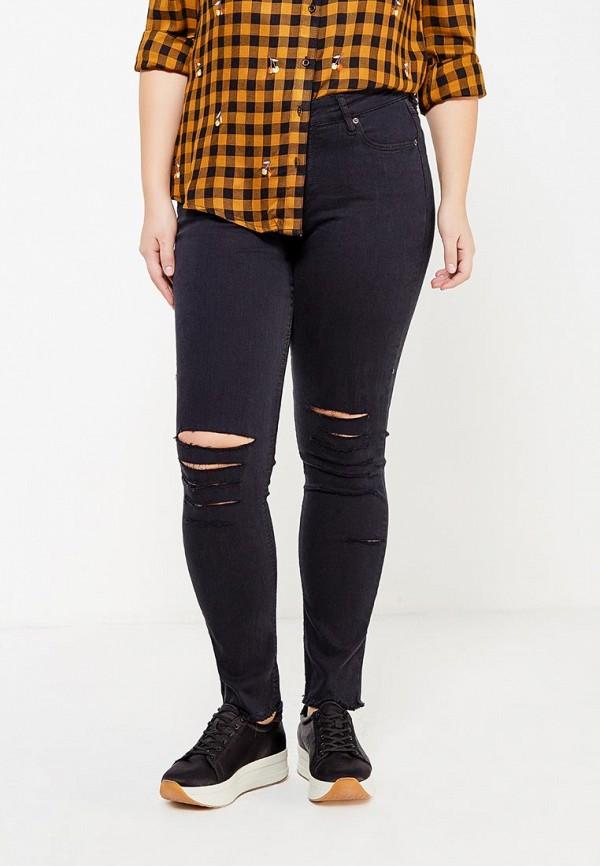 Купить женские джинсы Violeta by Mango синего цвета