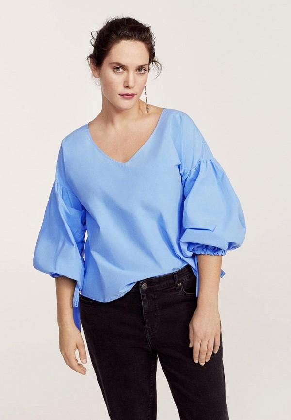 Блуза Violeta by Mango Violeta by Mango VI005EWXLS55 платье violeta by mango violeta by mango vi005ewycx30