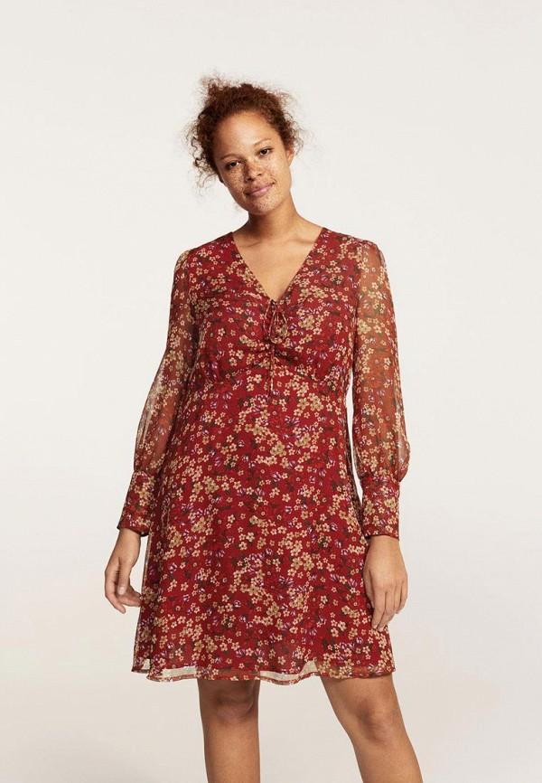 Платье Violeta by Mango Violeta by Mango VI005EWXPW55 платье violeta by mango violeta by mango vi005ewycx30