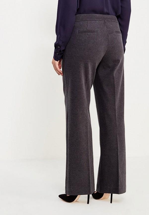 Фото 3 - женские брюки Violeta by Mango серого цвета