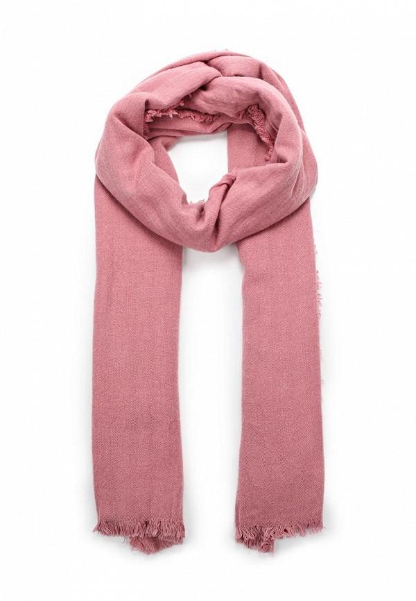Фото - женский палантин Violeta by Mango розового цвета