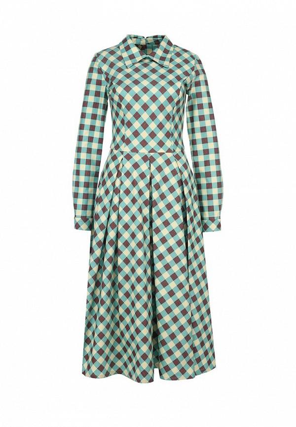 Повседневное платье Vika Smolyanitskaya (Вика Смоляницкая) 103.30.73.15.12.01