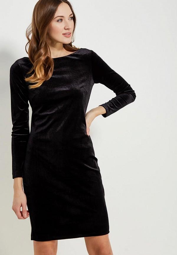 Фото - женское платье Vittoria Vicci черного цвета