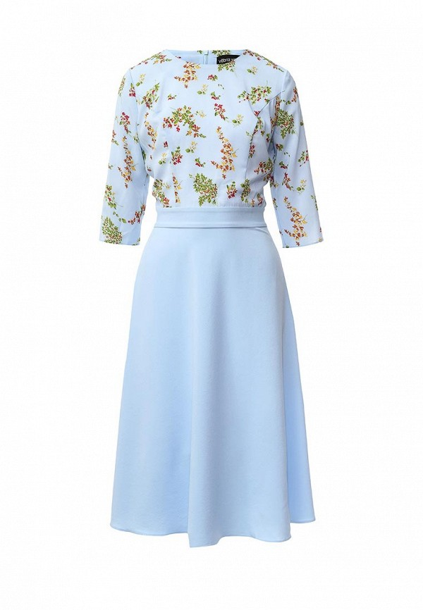 Платье-миди Vittoria Vicci VV16-51305