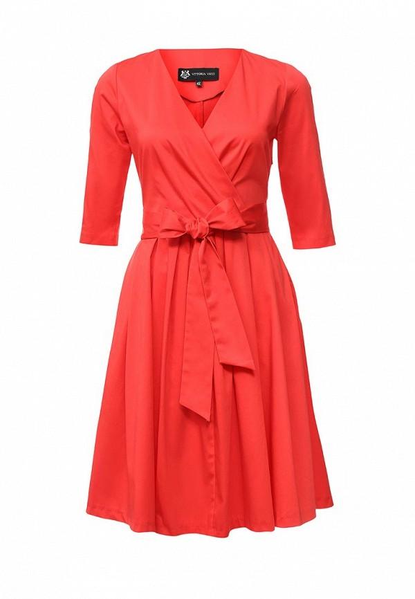 Платье-миди Vittoria Vicci 51197-6