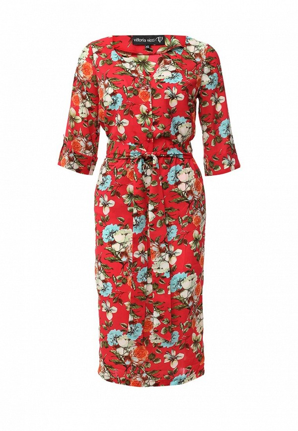 Платье-миди Vittoria Vicci VV16-51304
