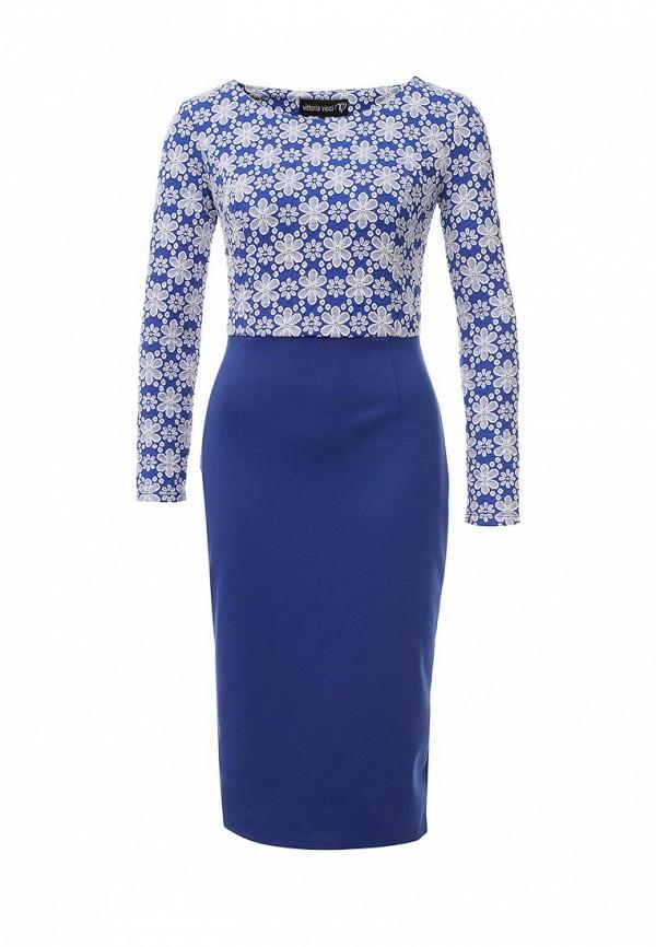 Платье-миди Vittoria Vicci VV16-2740