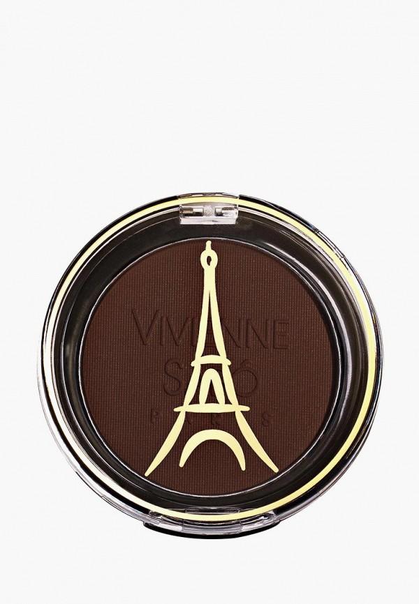 Купить Тени для век Vivienne Sabo, устойчивые, Eyeshadow Longlasting Mono, тон 116, VI054LWSEQ80, коричневый, Весна-лето 2018