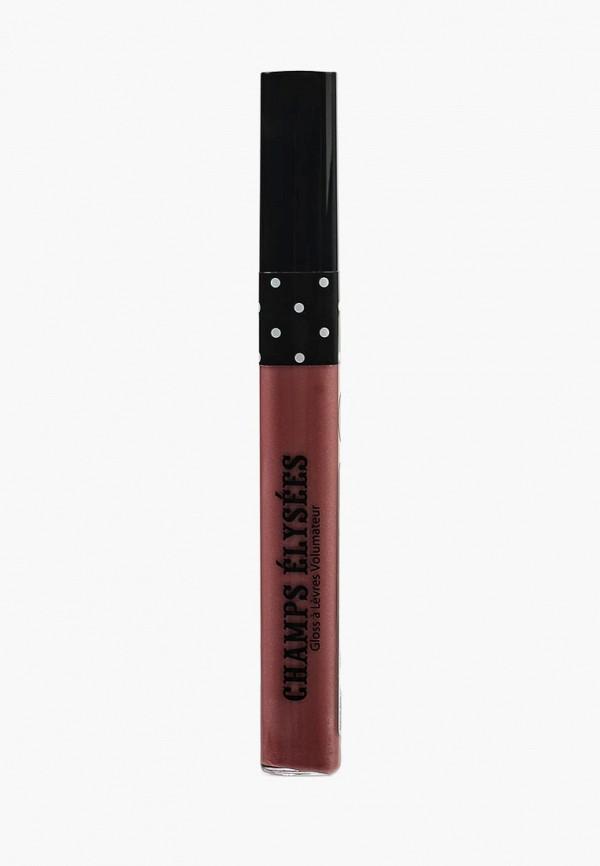Купить Блеск для губ Vivienne Sabo, с эффектом объема, тон 111, VI054LWSER48, бордовый, Весна-лето 2018