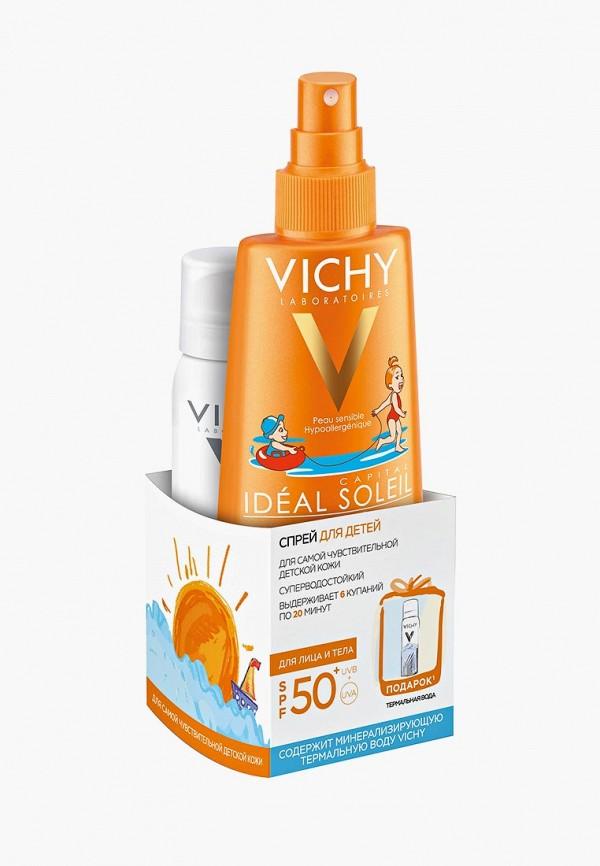 Набор для ухода за телом Vichy Vichy VI055LKBEXX3 vichy 50ml 55