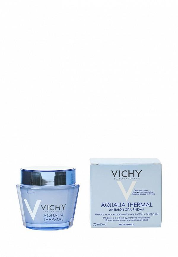Крем Vichy Дневной Spa-уход AQUALIA THERMAL 75 мл я самая подарочный набор салонный уход крем маникюр 75 мл крем педикюр 75 мл