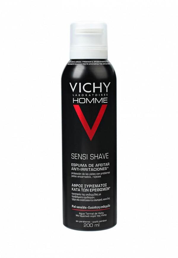 Пена для бритья Vichy Vichy VI055LWUKQ71 vichy пена для бритья для чувствительной кожи vichy homme склонной к покраснению 200 мл