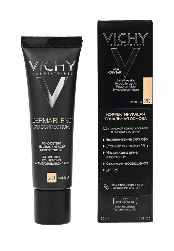 Тональная основа Vichy Vichy VI055LWYMG27 vichy 50ml 55