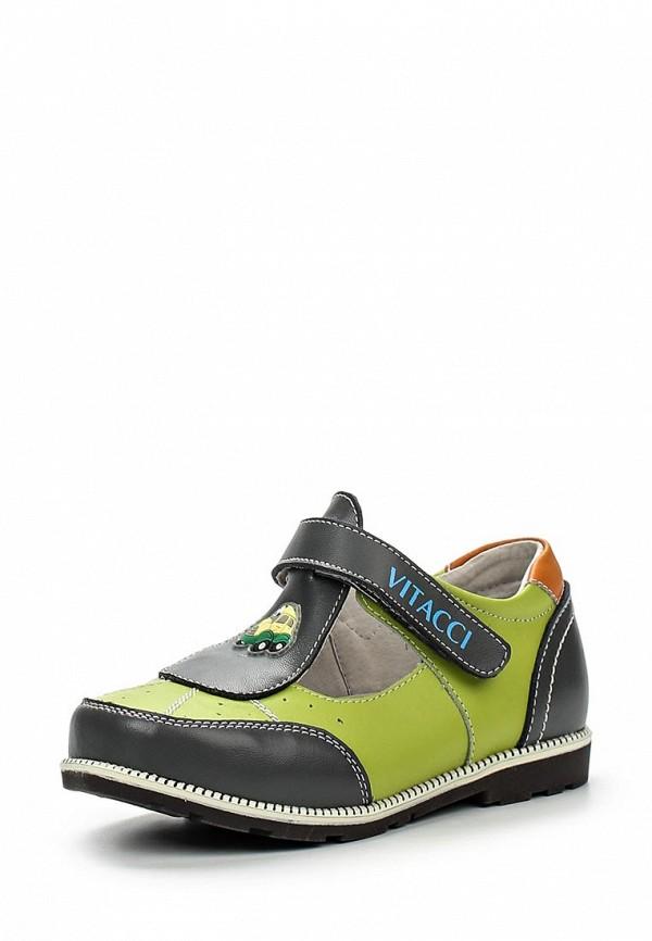 Ботинки для мальчиков Vitacci (Витачи) 19318-6