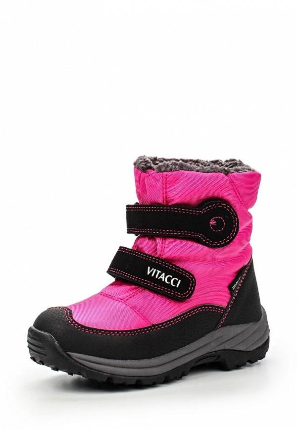 Ботинки для девочек Vitacci (Витачи) 20784-16