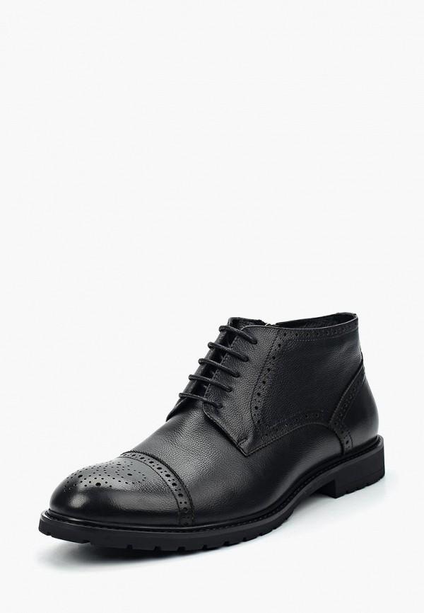 Фото - Ботинки классические Vitacci черного цвета