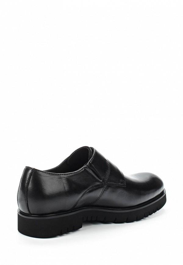 Фото 2 - мужские туфли Vitacci черного цвета
