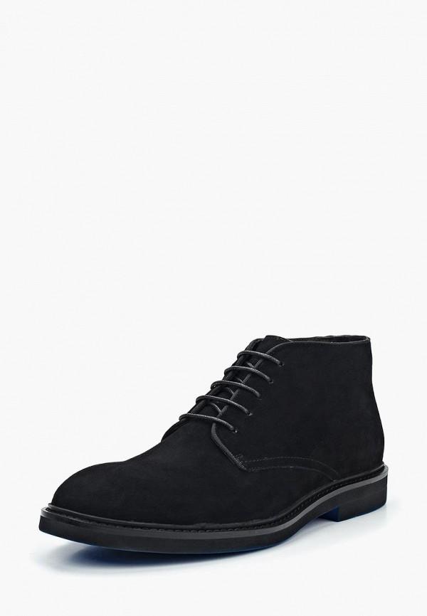 Фото - мужские ботинки и полуботинки Vitacci черного цвета