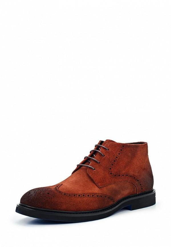Фото - мужские ботинки и полуботинки Vitacci коричневого цвета