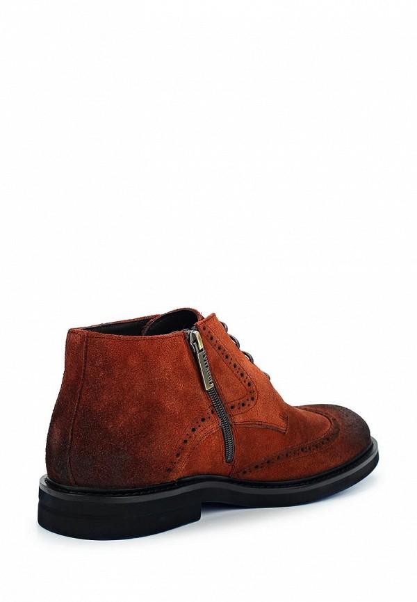Фото 2 - мужские ботинки и полуботинки Vitacci коричневого цвета
