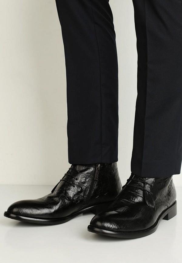 Фото 5 - Ботинки классические Vitacci черного цвета