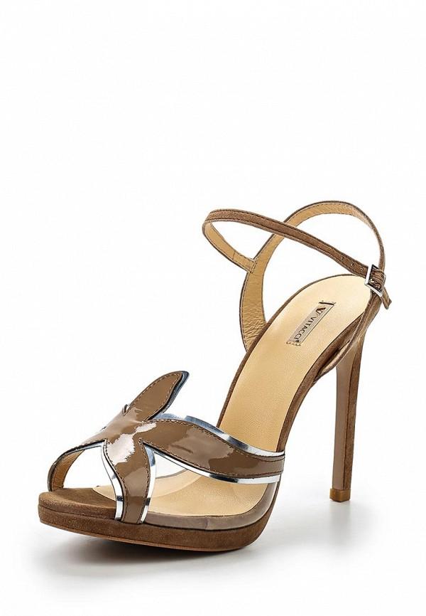 Босоножки на каблуке Vitacci (Витачи) 59962