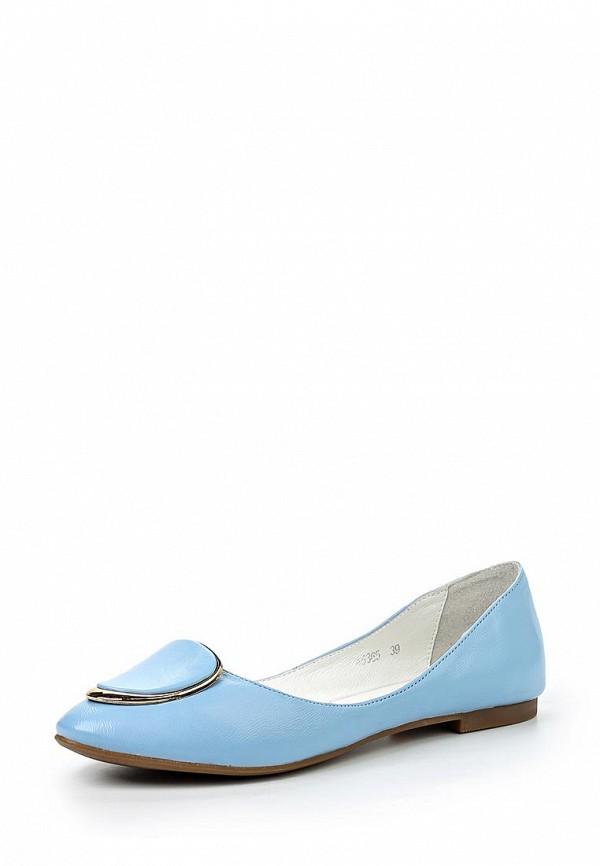 Туфли на плоской подошве Vitacci (Витачи) 45365