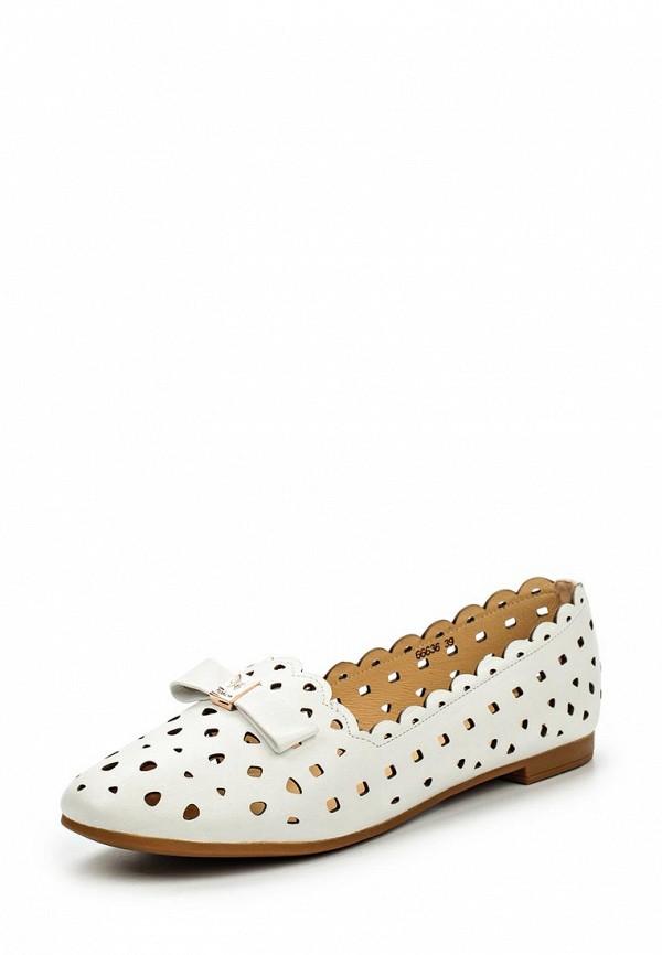 Туфли на плоской подошве Vitacci (Витачи) 66636
