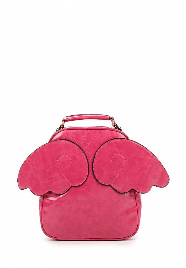 Рюкзак Vitacci. Цвет: розовый