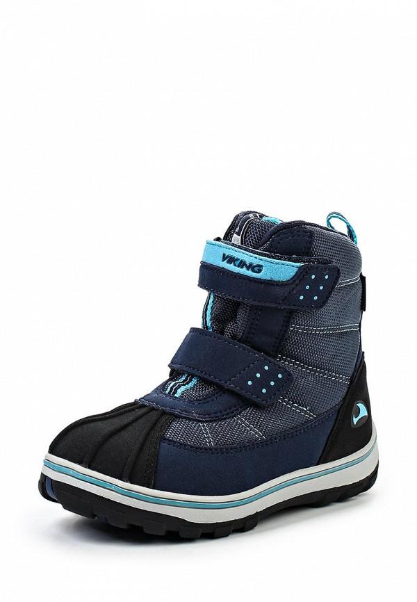 Ботинки для мальчиков Viking 3-84351-00535