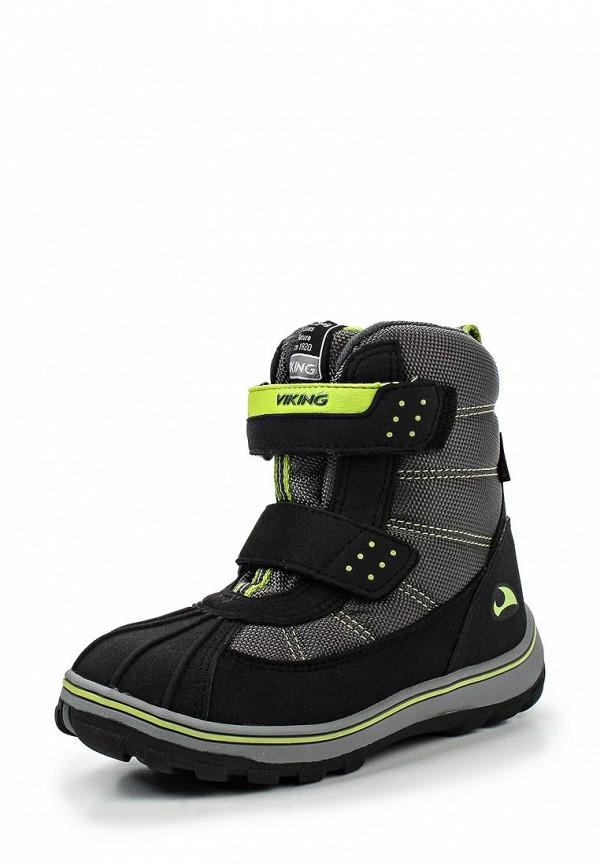 Ботинки для мальчиков Viking 3-84351-07702