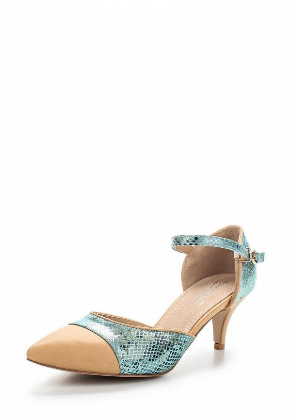Туфли на каблуке Vivian Royal J-015-12
