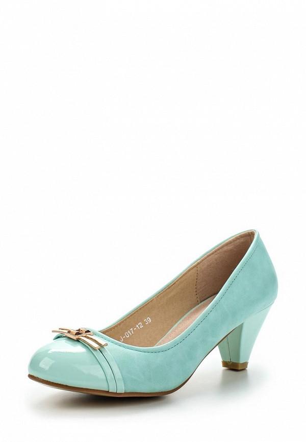 Туфли на каблуке Vivian Royal J-017-12