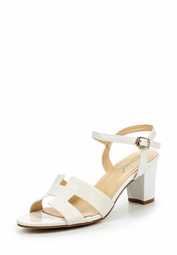 Босоножки на каблуке Vivian Royal H6213