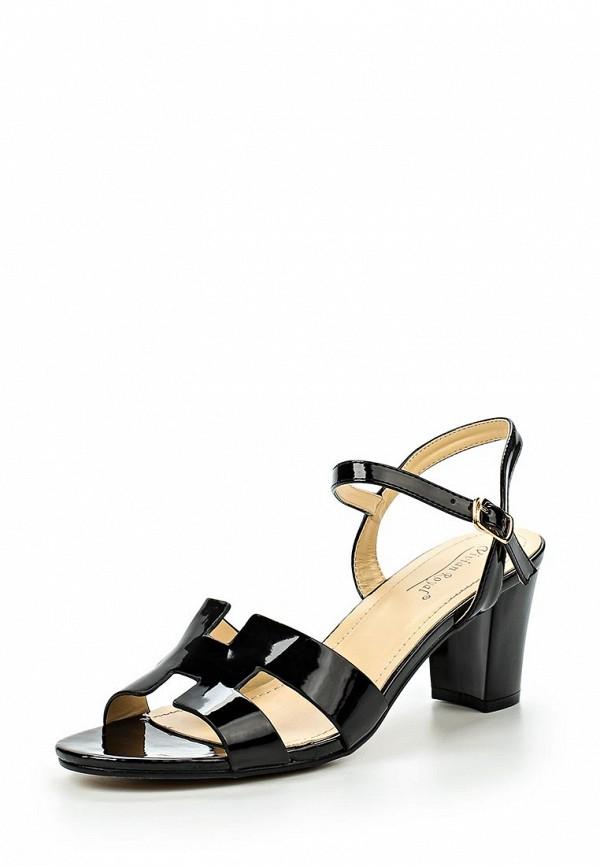 Босоножки на каблуке Vivian Royal H6216