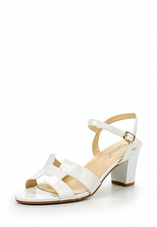 Босоножки на каблуке Vivian Royal H6218