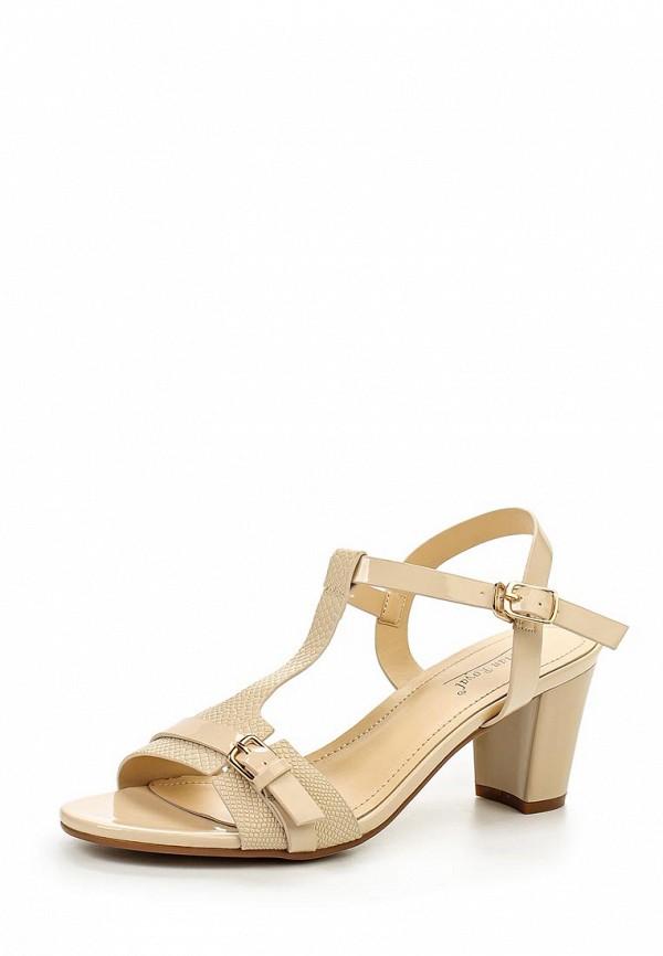 Босоножки на каблуке Vivian Royal H6238