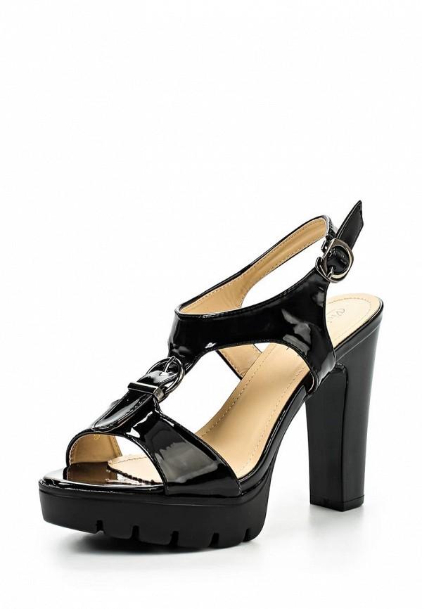 Босоножки на каблуке Vivian Royal H6312