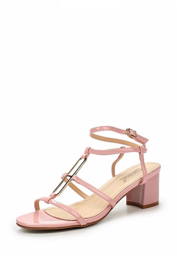 Босоножки на каблуке Vivian Royal H6325