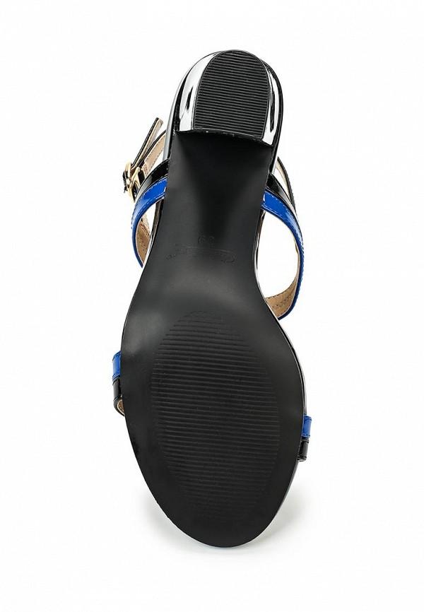 Фото 3 - женские босоножки Vivian Royal синего цвета