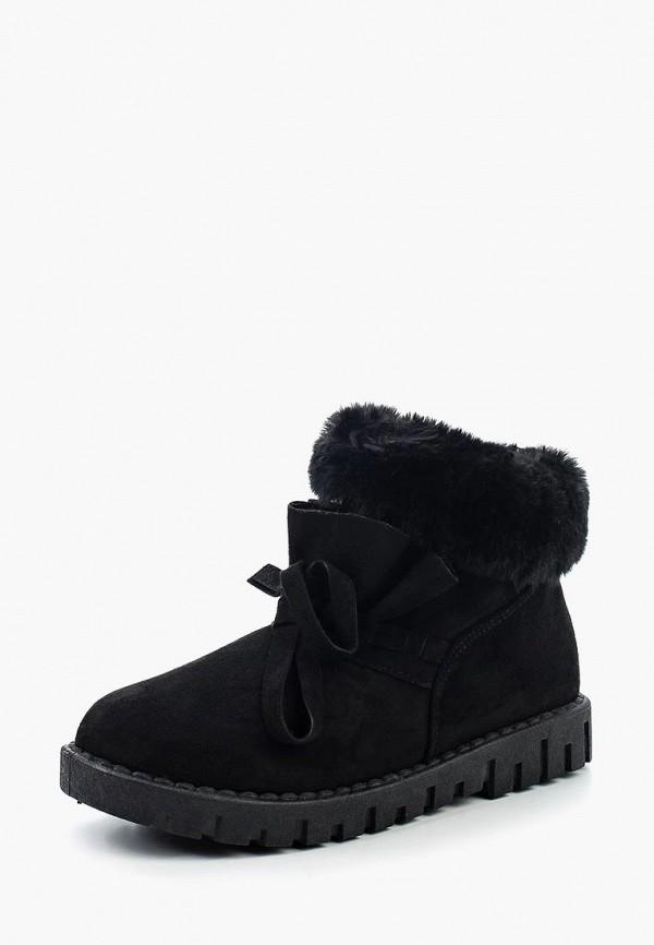 Фото - женские ботинки и полуботинки Vivian Royal черного цвета