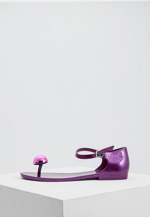 Купить Сандалии Vivienne Westwood, MELISSA X VIVIENNE WESTWOOD, VI873AWZZQ59, фиолетовый, Весна-лето 2018