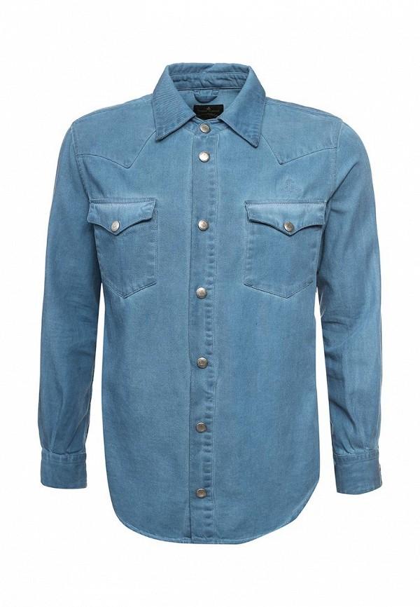 цена  Рубашка джинсовая Vivienne Westwood Anglomania Vivienne Westwood Anglomania VI989EMQMC29  онлайн в 2017 году