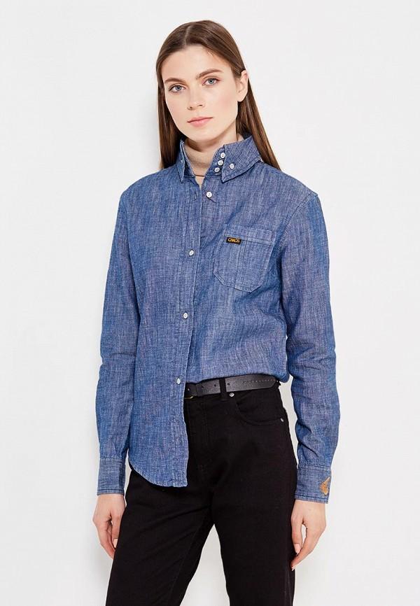 Рубашка джинсовая Vivienne Westwood Anglomania Vivienne Westwood Anglomania VI989EWUYQ99 vivienne westwood anglomania w15021032766