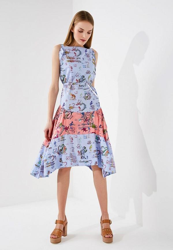 Платье Vivienne Westwood Anglomania Vivienne Westwood Anglomania VI989EWZZQ48 vivienne westwood anglomania w15021032766