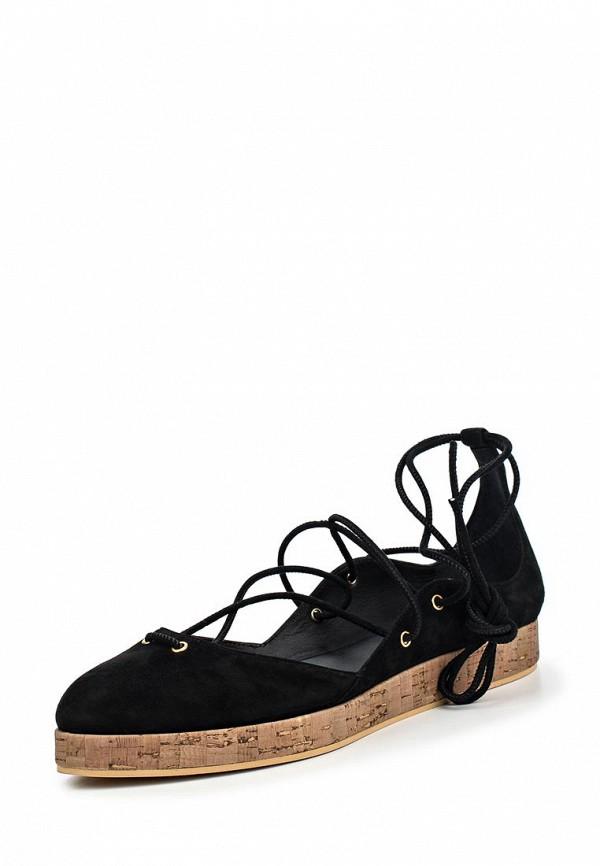 Туфли на плоской подошве Vicini Tapeet C76007