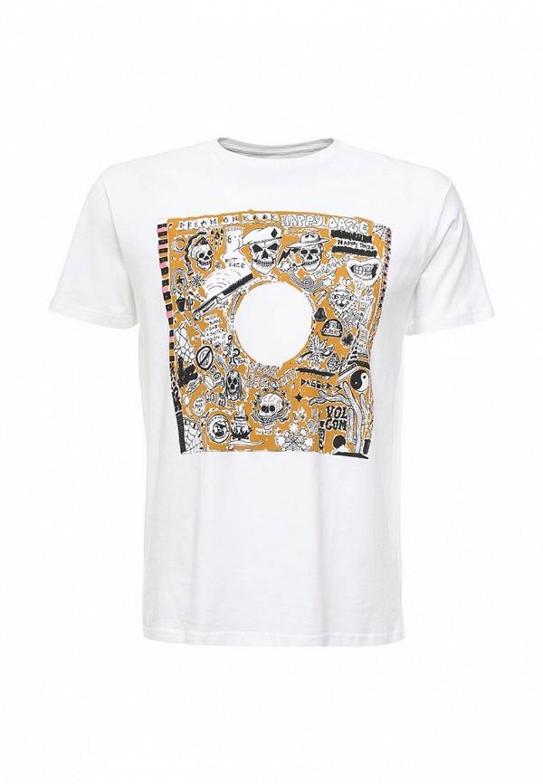 Футболка Volcom Volcom VO001EMSYG72 футболка ghost от volcom