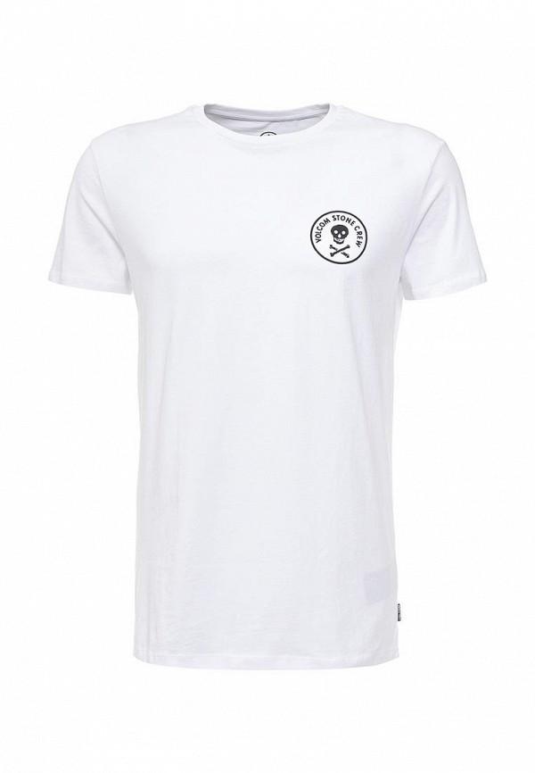 Футболка Volcom Volcom VO001EMSYG96 футболка ghost от volcom