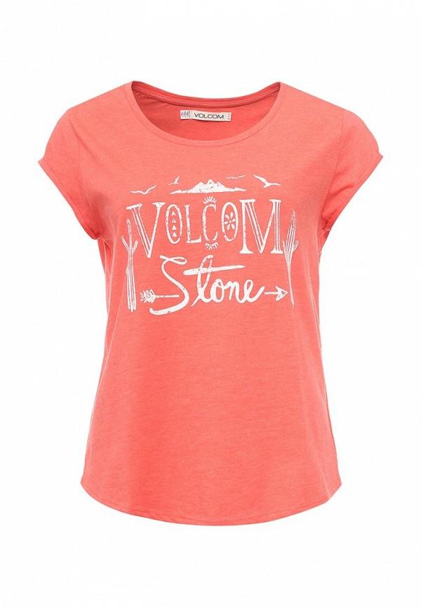 Футболка Volcom Volcom VO001EWSYH19 футболка ghost от volcom